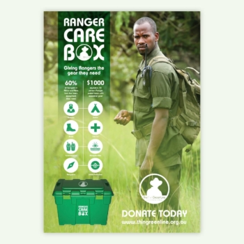 ranger care box Advert